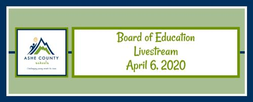 Livestream Title Board of Education